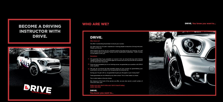DRIVE Info Pack